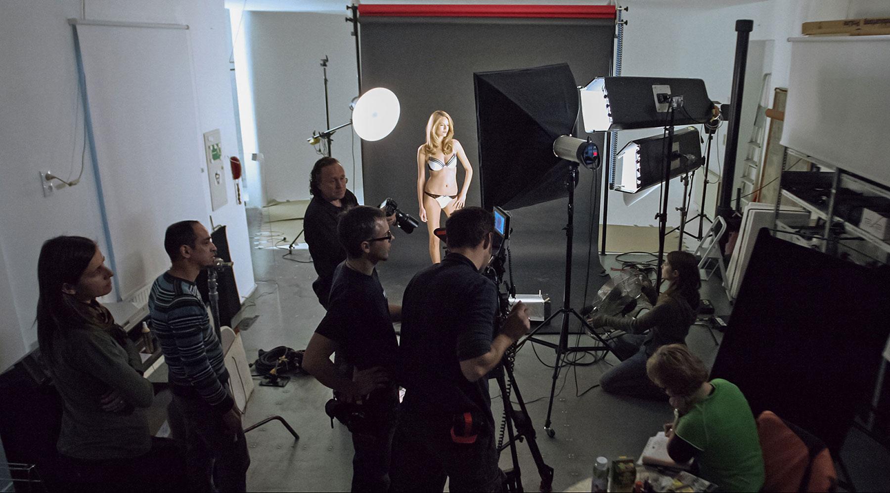 RENTSTUDIO WIEN: FOTOLOFT - Mietstudio für Filmdreharbeiten